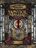 Monster Manual: Core Rulebook III - Dungeons & Dragons, Third Edition