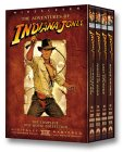 The Adventures of Indiana Jones: Raiders of the Lost Ark, The Temple of Doom, The Last Crusade Widscreen DVD Collection